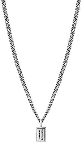 Buddha To Buddha Essential silber XS Halskette Länge 45cm