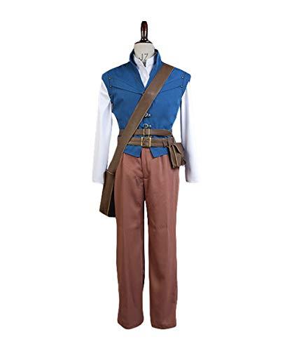 Tangled Erwachsene Für Kostüm - MingoTor Ritter Cosplay Kostüm Herren M