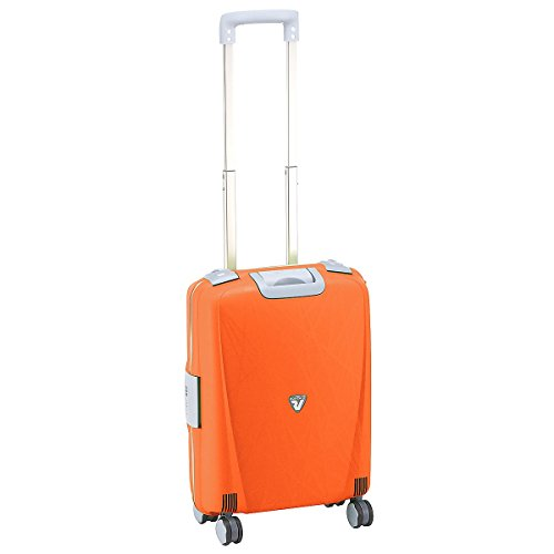 Roncato Spider Light 4-Rollen-Kabinentrolley 55 cm orange Light Orange