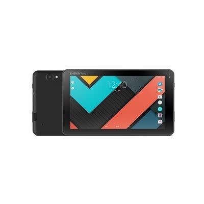 Energy Sistem Neo 3 - Tablet de 7' (WiFi, Bluetooth, ARM Cortex A7, 1.3 GHz, 1 GB de RAM, memoria interna de 8 GB, cámara de 5 MP, Android 5.1) negro