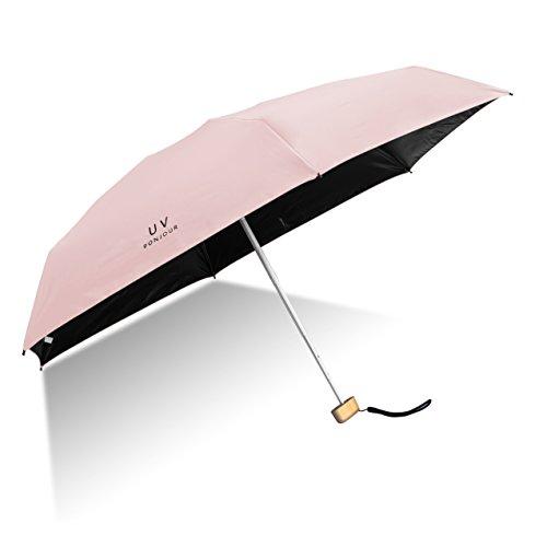 Paraguas Plegable Viaje Compacto Sheng Xuan Ultraligero