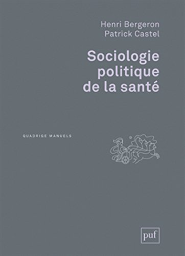 Sociologie politique de la santé