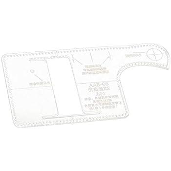 Coup d/'éventail 11,5 cm coup d/'Surface Tortenringpalette Grande Angle palette