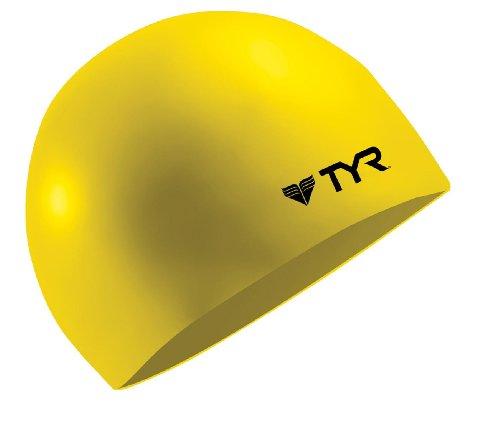 TYR knitterfreies Silikon Gap, Unisex, gelb, Einheitsgröße -
