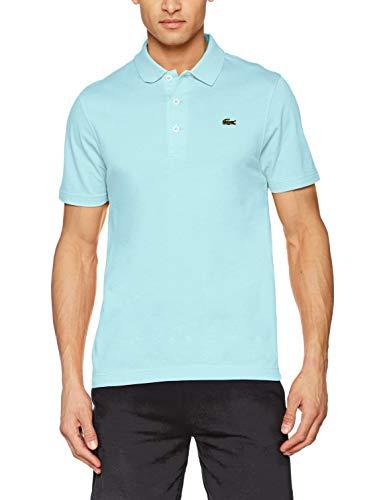 Lacoste Sport Herren L1230' Poloshirt, Blau (Aquarium 07h F8r), X-Large (Herstellergröße: 6)