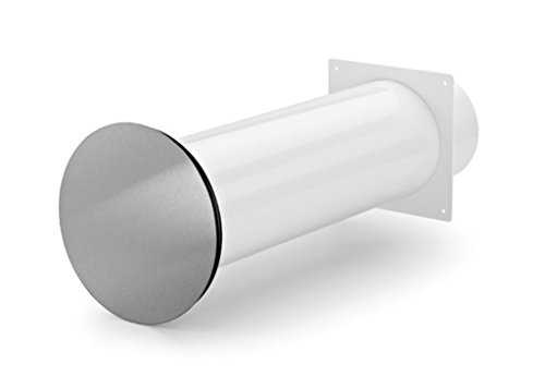 NABER COMPAIR Flow Star GTS 150 Mauerkasten Ø150 mm (Rundrohranschluß)