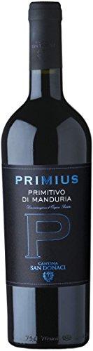 primitivo Di Manduria 75cl Rocca Egea - Vino Rosso Fermo
