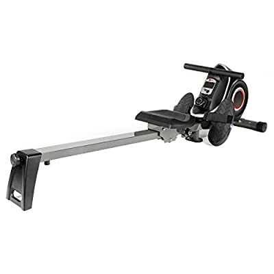 XS Sports R310 Home Rowing Machine-Folding with Magnetic Adjustable Resistance-Fitness Rower from XS Sports