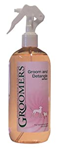Groomers Groom & Detangle Spray