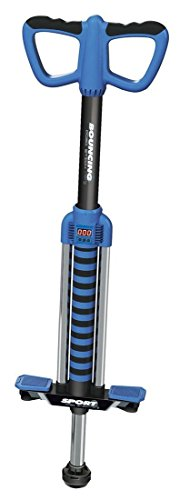 Sunshine Pogo Stick with Smart Counting and Music Function (Blue)  available at amazon for Rs.2499