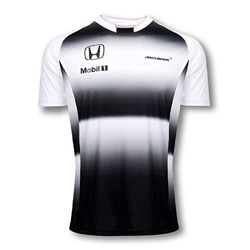 Camiseta McLaren Honda Oficial 2016 Equipo (XL)