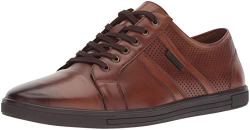 Kenneth Cole New York Men's Initial Step Sneaker, Cognac, 11.5 M US (York Braun New Uhr Cole Kenneth)