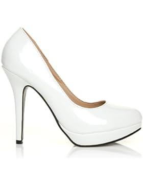 EVE scarpe da donna in pelle l