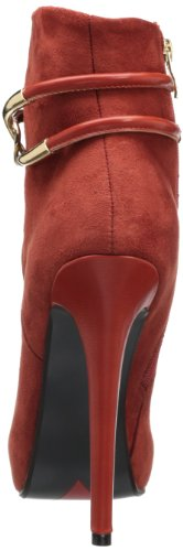 Luichiny, Stivali donna Rosso (Cinnamon (rot))