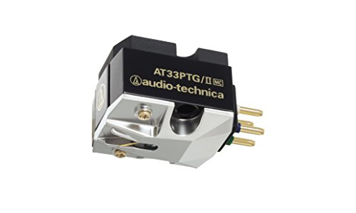 Audio-Technica AT33PTG/II Tonabnehmer MC