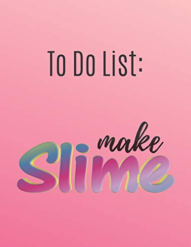 ime: Sketchbook for Slime Recipes, Designs and Ideas ()
