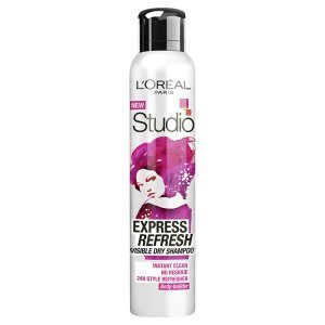 l'oreal studio express refresh invisible dry shampoo