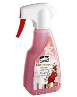 Eskadron NICI Glitzerspray, 250 ml, strawberry