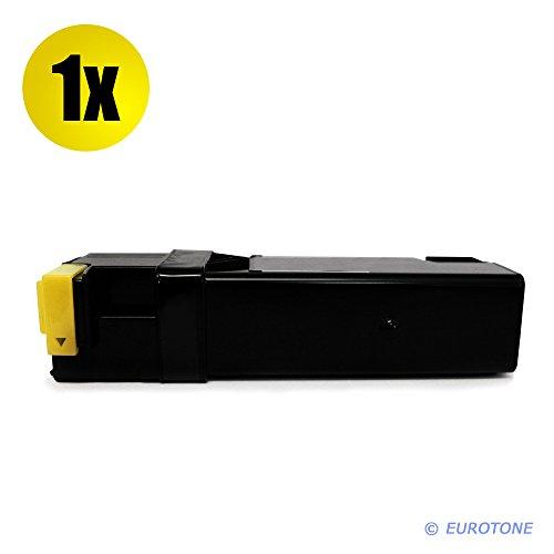 Preisvergleich Produktbild Eurotone Toner YELLOW ersetzt C13S050627 XXL für Epson Aculaser C2900 Serie und CX29 Serie Duplex Netzwerk FAX