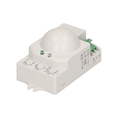 Preisvergleich Produktbild Mikrowelle Dämmerungssensor Bewegungssensor Radar Led