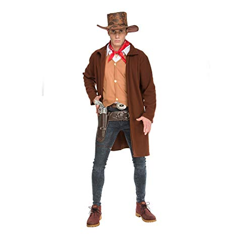 My Other Me – costume Cowboy per uomo, M-L (Viving Costumes 204256)