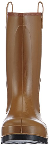 Dunlop  C462743FL S5 RIGAIR GEV.LRS, Bottes de sécurité adulte mixte Marron - Braun (braun (bruin) 05)