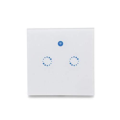 YUEC Itead Sonoff T1 EU 2 Gang 1 Way WiFi Interruptor de...
