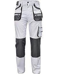 des-Emerton® - Pantaloni da Lavoro - Uomo - Colori Diversi