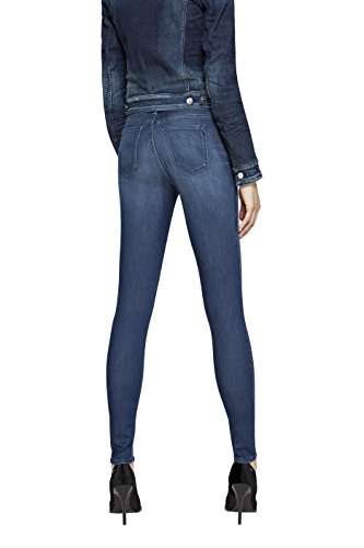 Replay Touch, Jeans Donna Blu (Medium Blue)