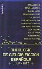 Antología de la ciencia ficción española par  Varios autores