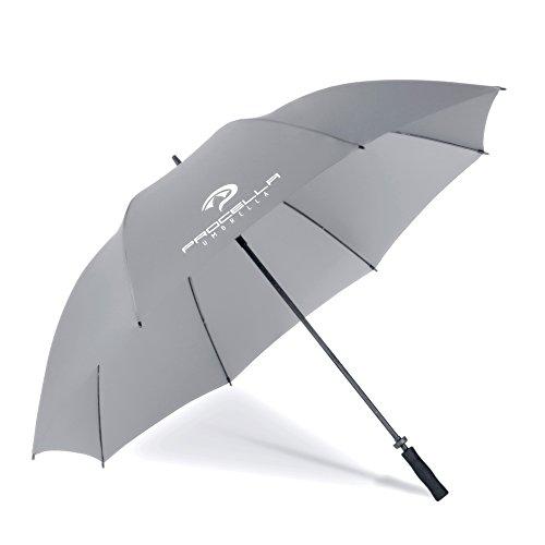 Procella Parapluie de Golf Tempête Résistant Grand 172 cm XXL, pour Hommes et Femmes, Sport,...