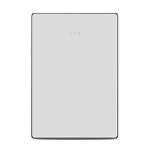 LCCGLR Power-Pad schnelle Drahtlose Ladegerät Drahtlose Lade-Mauspad Drahtlose Ladestation für Drahtlose Telefone