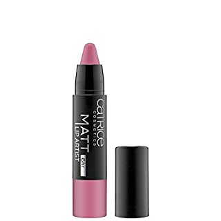 Catrice Lippenstift Matt Lip Artist 6hr Best ROSEbuddies Forever 20 1er Pack(1 x 40 grams)