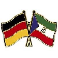 Yantec Freundschaftspin Pin Deutschland Äquatorialguinea
