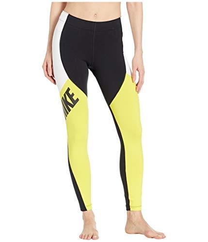 new arrival ce7c8 5c95a Nike Pantaloni Leggings Donna Nero AR3118-010