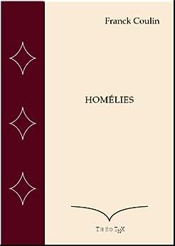 Homélies par [Coulin, Franck]