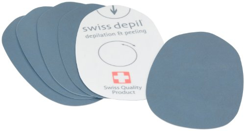 Promed Swiss Depil, Pads, Ersatzpads, Ersatzscheiben, Depilation und Peeling, Haarentfernung