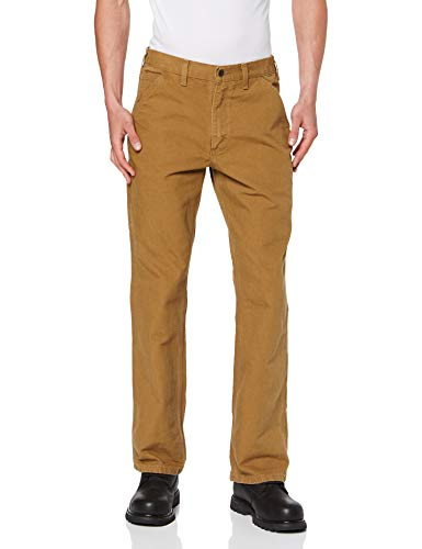 Canvas-loose-fit-jeans (Carhartt Washed Duck Work Pant - Arbeitshose/Freizeithose)