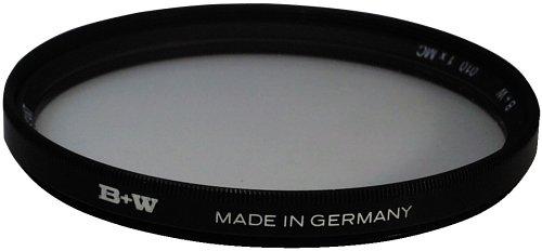 B+W UV-Haze- und Schutz-Filter (58mm, MRC, F-Pro, 16x vergütet, Professional)