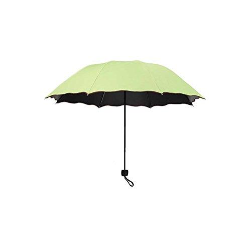 Preisvergleich Produktbild Sunny / Rain Dual-Zweck Regenschirme Sonnenschutz UV-Schutz Faltende Regenschirme Kreative Hirtenschirme_A6