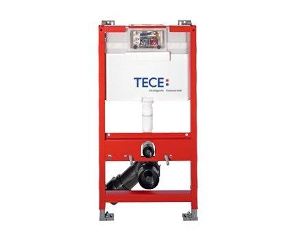 Preisvergleich Produktbild Tece Teceprofil-WC-Modul mit Tece-Spülkasten Bauhöhe 980mm Nr. 9.300.022 90/110mm, 9300022