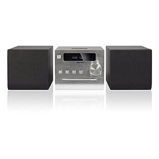 Blaupunkt MCD 50 Hifi Mikroanlage (CD, MP3-player, USB, Bluetooth)
