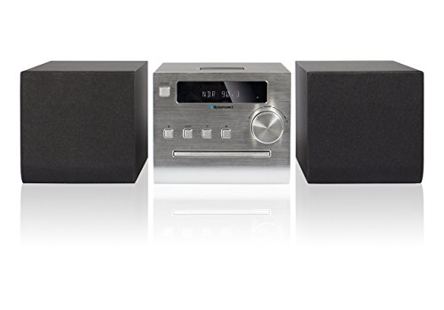 Blaupunkt MCD 50 Hifi Mikroanlage (CD, MP3-player, USB, Bluetooth)