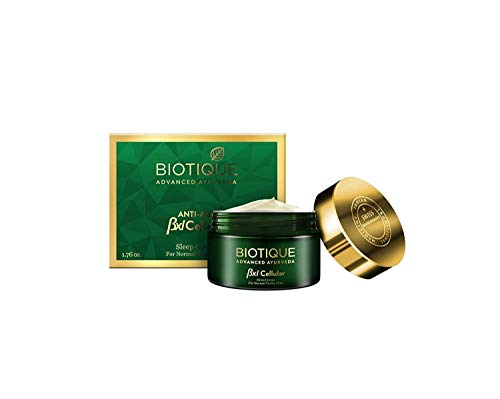 Biotique advanced Ayurveda Anti-Age Cream sleep 50 gm