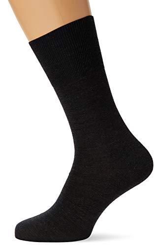 FALKE Herren Airport Socken - 1 Paar - 60% Schurwolle - Größe 39-50 - versch. Farben - Anzugsocken - Männersocken