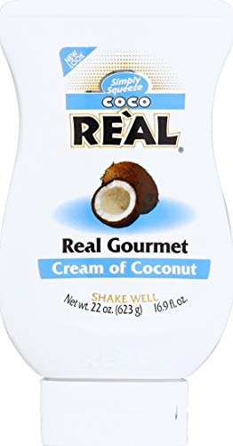 American Beverage Marketers: Coco Real Kokosnusscreme - 1 x 595 g