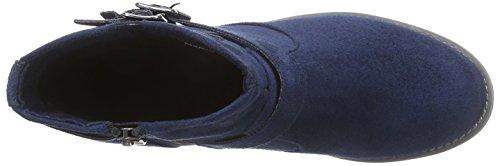 Marco Tozzi 25077 Damen Kurzschaft Stiefel Blau (Navy 805)