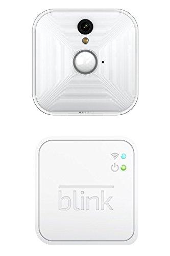 Blink Home Security Kamera-System mit Bewegungs-Erkennung, HD-Video auf Ihr Smartphone, 2 Jahre Batterie-Lebensdauer, kostenloser Cloud-Speicher in Deutschland - 1 Kamerasatz Home Security Hd-kamera-system