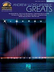 Noten + Playback-CD LLOYD-WEBBER, ANDREW - GREATS (Elektronik Andrews)