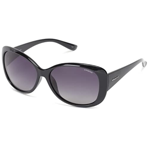 womens P8317 Rectangular Sunglasses Polaroid